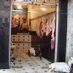 india-delhi-butcher-shop