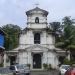 india-goa-panaji-chapel