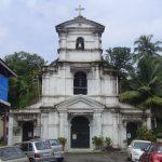 india-goa-panaji-chapel
