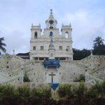 india-goa-panaji-church