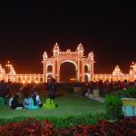 india-mysore-fort-illuminated