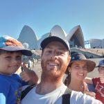 australia-sydney-family-selfie
